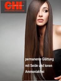 Chi Haarglättung